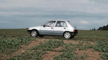 Peugeot 205 GR