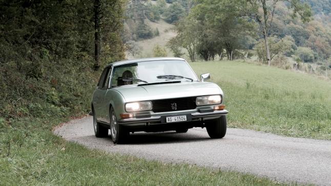 Peugeot 504 TI V6