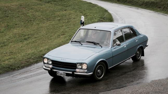 Peugeot 504 TI